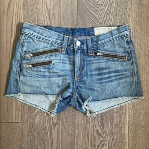 Rag and Bone denim shorts